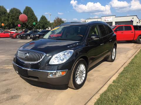 2012 Buick Enclave for sale in Lowell, AR