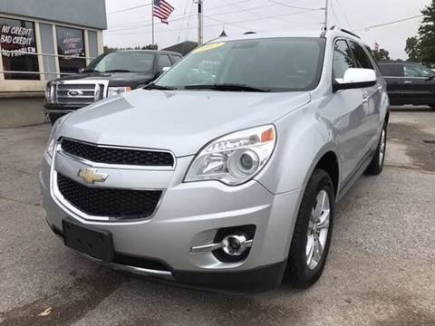 2013 Chevrolet Equinox for sale in Lowell, AR