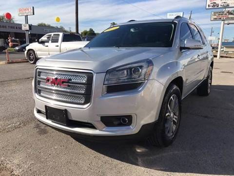 2014 GMC Acadia for sale in Lowell, AR