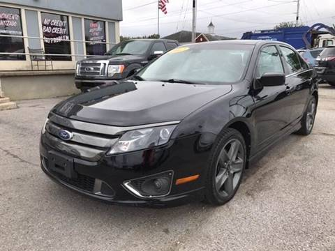 2012 Ford Fusion for sale in Lowell, AR