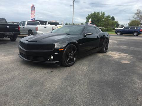 2011 Chevrolet Camaro for sale in Lowell, AR