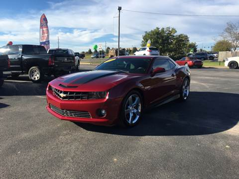 2010 Chevrolet Camaro for sale in Lowell, AR