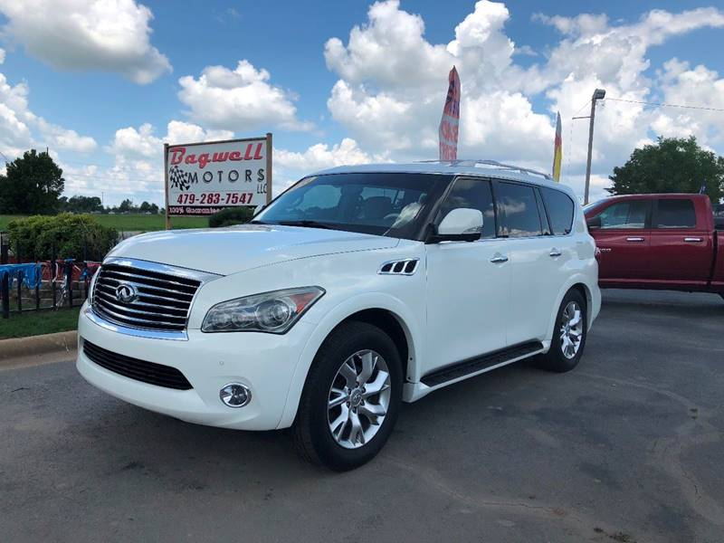 2011 Infiniti QX56 for sale at Bagwell Motors in Lowell AR