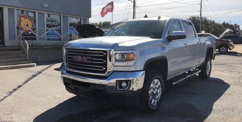 2015 GMC Sierra 2500HD for sale in Lowell, AR