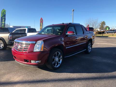 Cadillac Escalade Ext For Sale Carsforsale Com