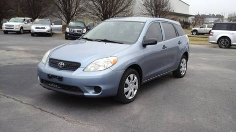 2006 Toyota Matrix for sale in Lowell, AR