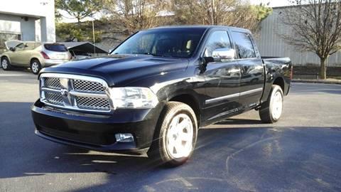 2012 RAM Ram Pickup 1500 for sale in Lowell, AR