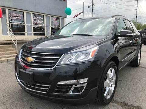 2014 Chevrolet Traverse for sale in Lowell, AR