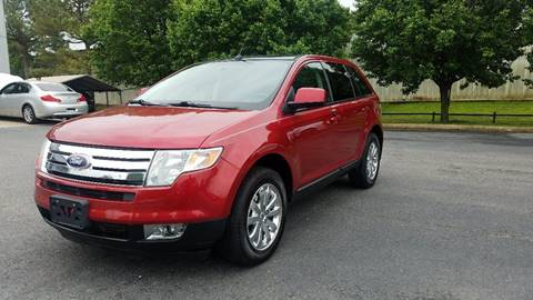 2009 Ford Edge for sale in Lowell, AR