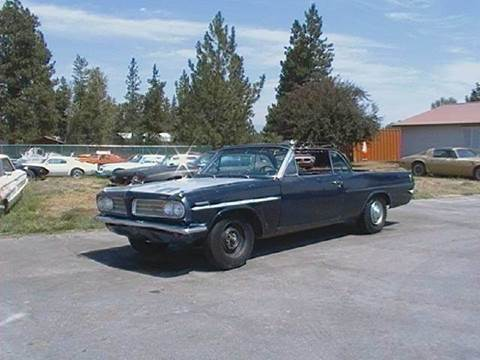 1963 Pontiac Le Mans for sale in Stevensville, MT