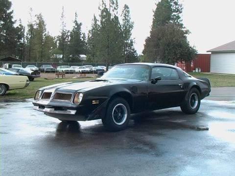 1976 Pontiac Firebird for sale in Stevensville, MT