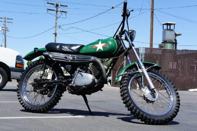 1971 Yamaha Ct1 Dirt Bike In Stevensville MT - Montana