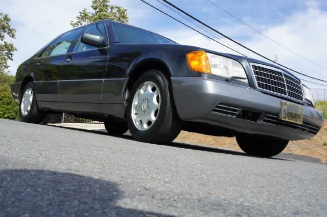 1993 mercedes benz 600 class 600sel in stevensville mt for Mercedes benz missoula