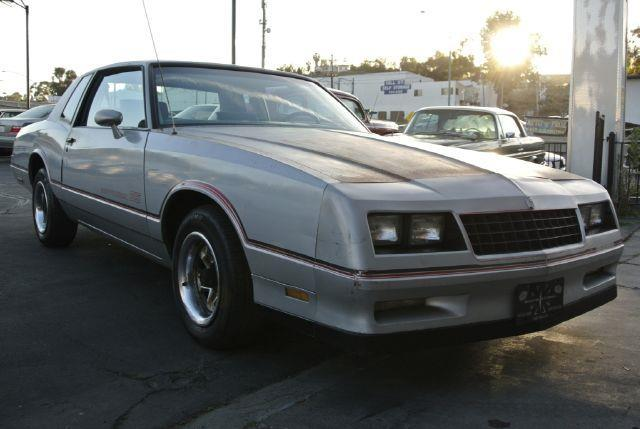 1985 Chevrolet Monte Carlo SS In Stevensville MT - Montana Muscle
