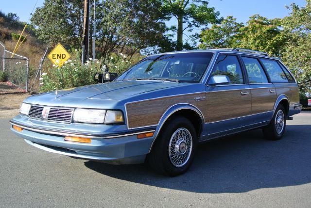 1987 Oldsmobile Cutlass Ciera Brougham Cruiser In