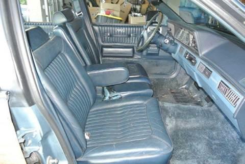 1987 Oldsmobile Cutlass Ciera Brougham Cruiser In Stevensville MT