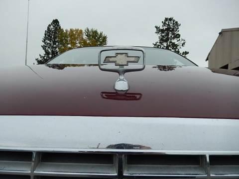 1991 Chevrolet Caprice Sedan In Stevensville MT - Montana