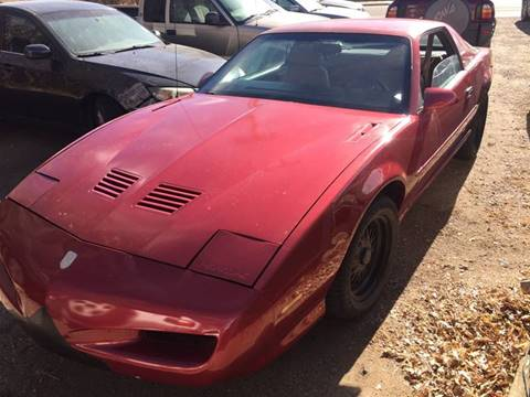 1991 Pontiac Firebird for sale in Wheat Ridge, CO