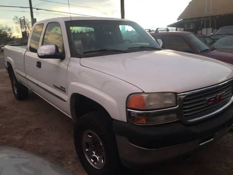 2001 GMC Sierra 2500HD for sale in Wheat Ridge, CO
