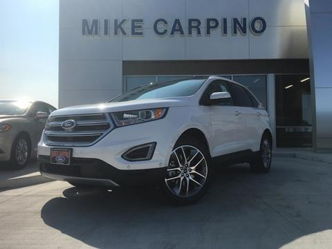 2017 Ford Edge for sale in Columbus, KS