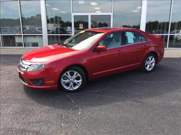 2012 Ford Fusion for sale in Columbus, KS