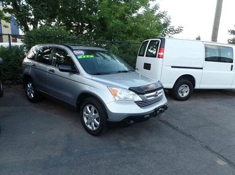 2008 Honda CR-V for sale at CAR CORNER RETAIL SALES in Manchester CT