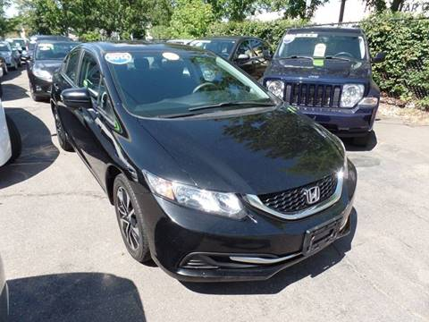 2014 Honda Civic for sale in Manchester, CT