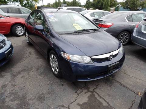 2009 Honda Civic for sale in Manchester, CT