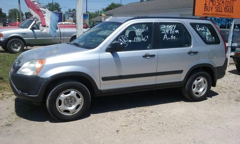 2003 Honda CR-V AWD LX 4dr SUV - Newark OH
