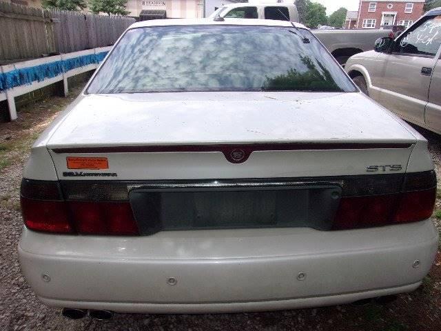 2003 Cadillac Seville STS 4dr Sedan - Newark OH