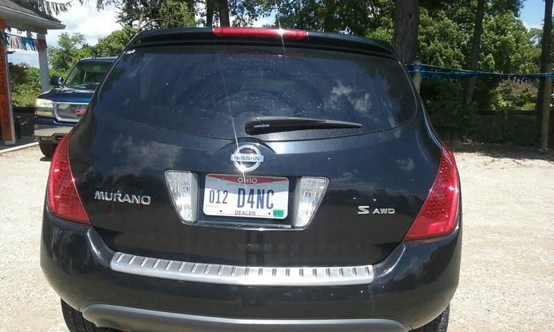 2006 Nissan Murano AWD S 4dr SUV - Newark OH