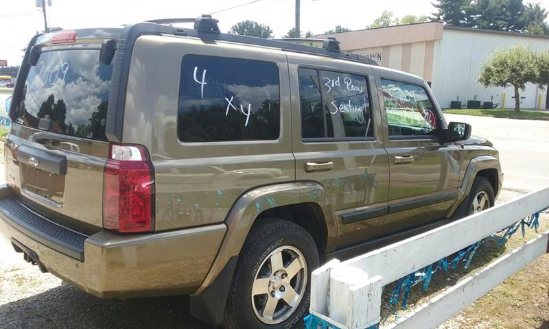 2009 Jeep Commander 4x4 Sport 4dr SUV - Newark OH