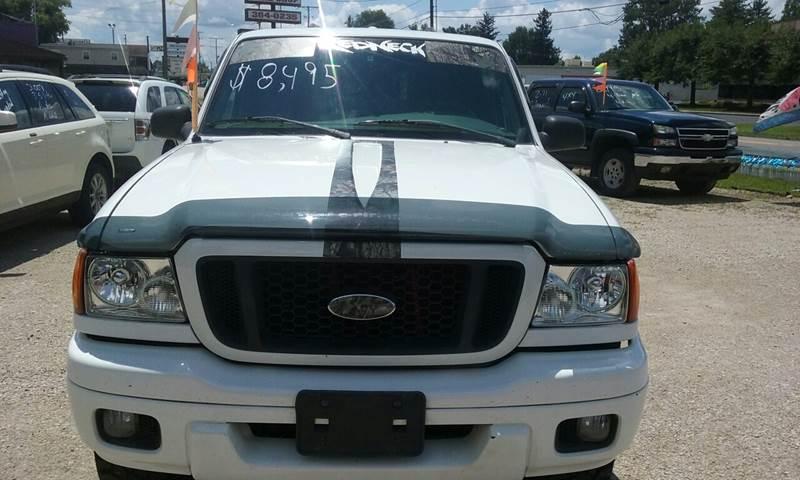 2004 Ford Ranger 2dr SuperCab Edge RWD SB - Newark OH