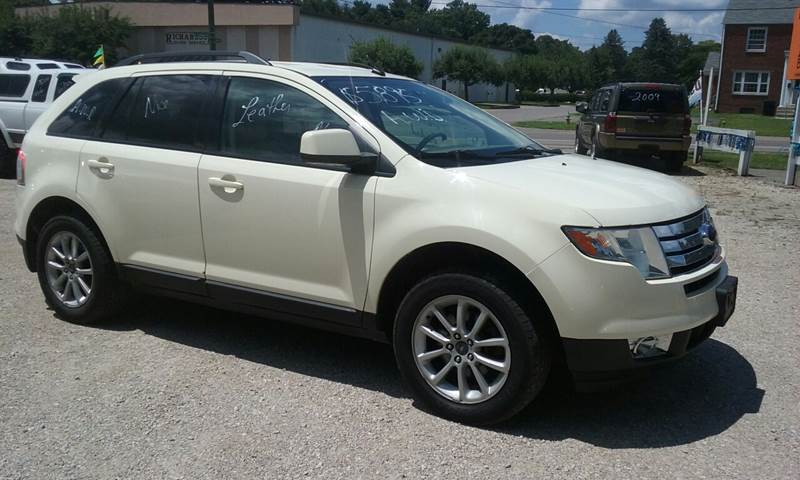 2007 Ford Edge AWD SEL Plus 4dr Crossover - Newark OH