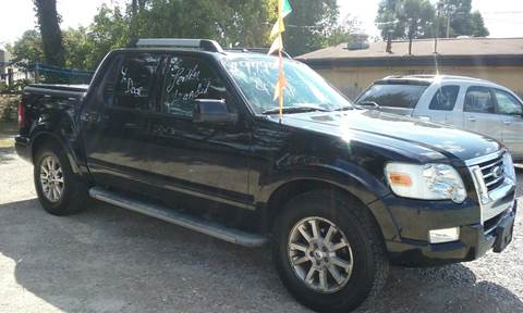 2007 Ford Explorer Sport Trac for sale in Newark, OH