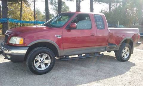 2002 Ford F-150 for sale in Newark, OH