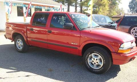 2004 Chevrolet S-10 for sale in Newark, OH