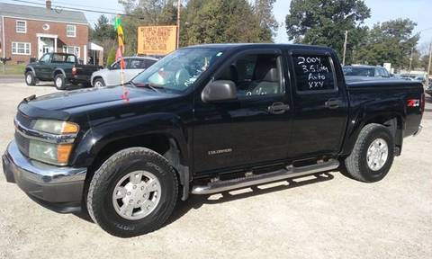 2004 Chevrolet Colorado for sale in Newark, OH