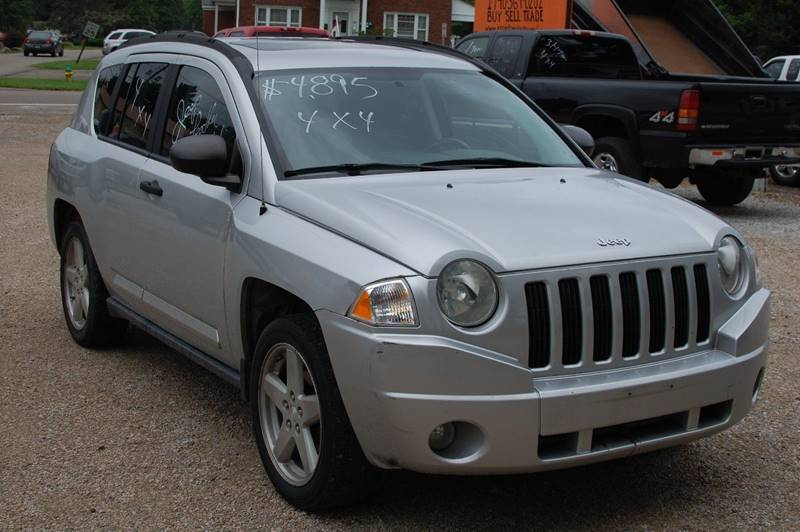 2007 Jeep Compass 4x4 Limited 4dr Crossover In Newark Oh Easy Does