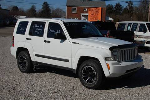 2012 Jeep Liberty for sale in Newark, OH