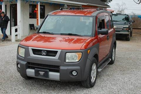 2003 Honda Element for sale in Newark, OH