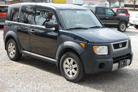 2006 Honda Element for sale in Newark, OH