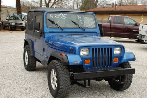 1995 Jeep Wrangler for sale in Newark, OH