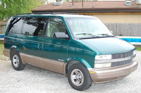 1999 Chevrolet Astro for sale in Newark, OH