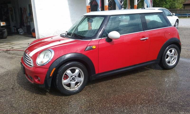 2008 Mini Cooper 2dr Hatchback In Newark Oh Easy Does It Auto Sales