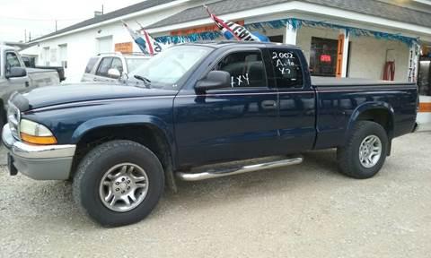 2002 Dodge Dakota for sale in Newark, OH