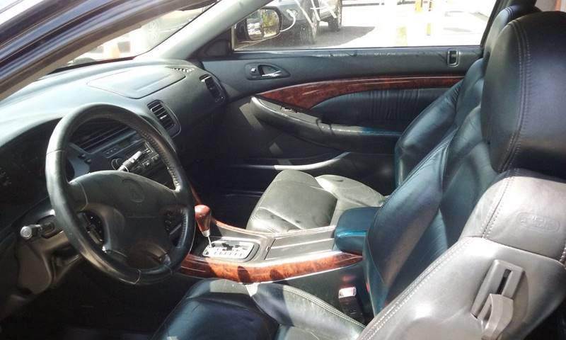 2001 Acura CL 3.2 2dr Coupe - Newark OH