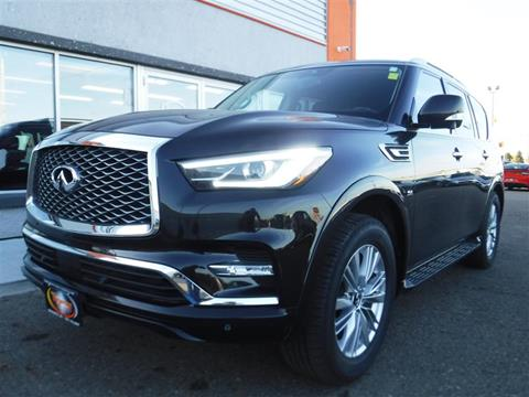 2019 Infiniti QX80 for sale at Torgerson Auto Center in Bismarck ND