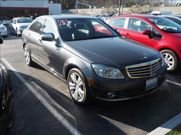 2009 Mercedes-Benz C-Class for sale in Manchester, NH