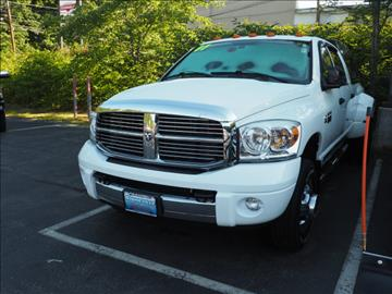 2007 Dodge Ram Pickup 3500 for sale in Manchester, NH
